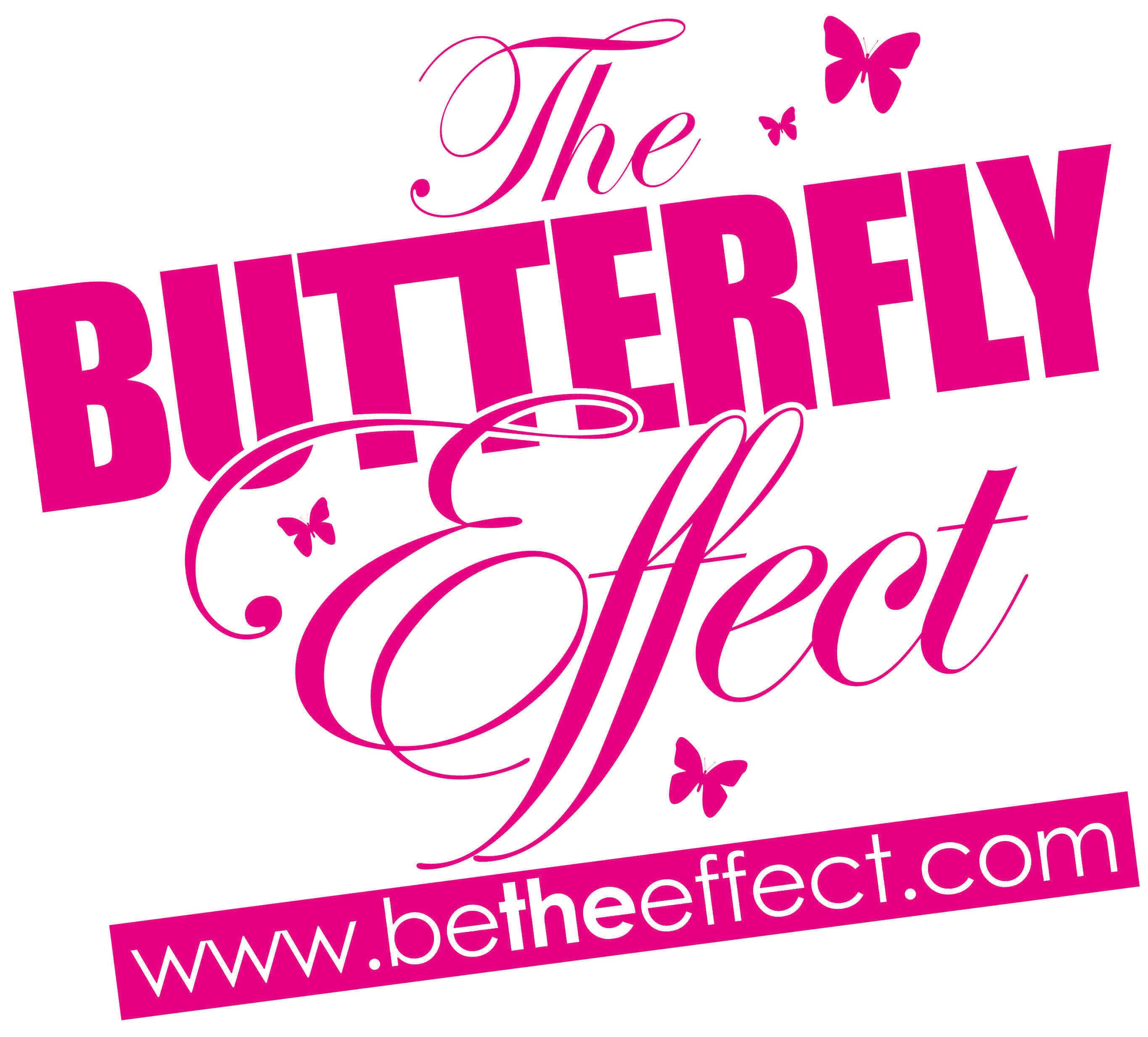 The Butterfly Effect logo
