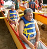 Photo from the Nov 2013 Adapted Canoe Practice in Kihei, HI